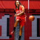 """<i>Achievements:</i> As a sophomore and captain at Mater Dei High, the 6-foot Kaleena led the Monarchs to a 31-0 regular-season record--averaging 24.5 points, 6.4 rebounds and 3.0 assists--and the state semifinals.  She's a lethal shooter who can also dominate in the paint with her size and strong upper body.  Heralded as the most complete player in her class, Kaleena was named a <i>Parade Magazine</i> first-team All-America and Gatorade California player of the year.<br><br><i>Next step:</i> Kaleena's got a packed summer that includes a couple of national tournaments and a trip to Mexico City with the U-16 U.S team.  As for college, she intends to go through the recruiting process but says, """"I want to go to a big school."""""""