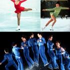 The sport is currently in the middle of a dry spell, a long cry from stars such as Dorothy Hamill (top left), Peggy Fleming and Scott Hamilton.