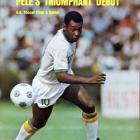 Pele became the marketing face of the North American Soccer League (NASL) when he joined the New York Cosmos in 1975. He led the franchise to the 1977 NASL championship -- his third and final season in the league. The NASL ceased operations in 1985.
