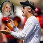 After getting ''Punk'd'' by a fake fight earlier in camp, Carroll returned the favor and surprised the Trojans over the weekend. The USC coach had legendary singer/songwriter Bill Withers (inset) talk to the team posing as an NCAA representative before he revealed who he was and got the team to sing <i>Lean on Me</i> in unison. As long as Carroll never enlists the help of Ashton Kutcher, he can ''Punk'' his team as much as he wants.