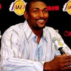 Trying to keep up with Artest on Twitter is no easy task. First the new Lakers forward not only tweeted that he was divorced, but he got a bit too descriptive in expressing his interest in meeting a ''working nerd girl.'' Then Artest said he was just joking about being divorced, but added that he was still going on a ''Twitter date'' this week. Can't wait to hear about it.