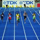 Usain Bolt set a new world record in the 200 on Thursday, running a 19.19 in Berlin.