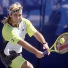 Image is everything, at least that was Andre Agassi's mantra early in his career. In this photo, the Las Vegas native strikes a forehand during an early-round match at the 1990 U.S. Open.