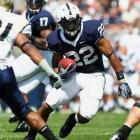 Evan Royster ran for 61 yards and a touchdown as the Nittany Lions delivered Joe Paterno his 384th win in his return to the sideline.