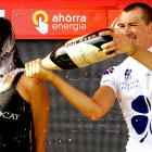 The French cycling team Francaise De Jeux seems to have developed a drinking problem.
