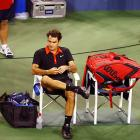"""A stark human drama unfolded at the Billie Jean King National Tennis Center when Roger Federer went into a protracted sulk after the concession stands ran out of whitefish before he could complete his match against Juan Martin del Potro. """"Gotta have my whitefish,"""" he kept muttering to no one in particular."""