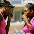 Are the Williams sisters hatching an insidious plot to short-sheet the bed of the lineswoman who called a foot-fault on Serena during her semifinal match at the U.S. Open last Saturday night? Looks like it.