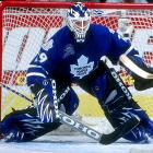 """The Cat"" was an apt nickname for a goaltender who relied on his reflexes, and Potvin's first name naturally brought to mind the famous cartoon cat. In 1996-97 with the Maple Leafs, the Cat's reflexes were especially sharp as he set an NHL single-season record of 2,214 saves that stood until 2004."