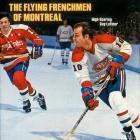 "The legendary Canadiens' winger was famous for his graceful style -- his hair flowing behind him as he skated -- and his nickname was a natural, as the French word ""fleur"" means flower. LaFleur scored between 50 and 60 goals each season from 1974 to 1980, winning three scoring titles, two Hart (MVP) trophies and five Stanley Cups."