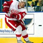 The 6-3, 220-pound Swedish center was a rookie with the Red Wings in 2005 when his appearance and rugged playing style reminded teammate Steve Yzerman of a particular beast of burden.