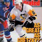 "Making his NHL debut when the popular Super Mario video game was introduced, the top pick in the 1984 NHL Draft earned his nickname while becoming only the third rookie to score 100 points. Lemieux -- which means ""the best"" in French -- later snapped Wayne Gretzky's seven-year hold on the scoring title and eight-year grip on the Hart Trophy. His 17-season, Hall of Fame career would have been even more super had it not been interrupted by cancer and back injuries."