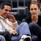 Is it possible Jessica married Cash for his money? Just one of many questions to ponder while the Clippers succumb to the Suns on October 28 in Los Angeles.