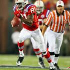 The New England Patriots wore the Boston Patriots uniforms on Sept. 14 against the Bills and Oct. 11 against the Broncos. They'll wear them again on Oct. 18 against The Titans and Dec. 6 against the Dolphins.