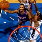 Has Hill ever cleaned the glass for 8 rebounds a night at any point in his career? If this is a dream, don't wake us!