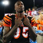 "Never one to follow the rules, Bengals WR Chad Ochocinco drew a $25,000 fine in 2010 for violating the NFL's ban on social media from 90 minutes before a game until after postgame interviews are complete. Just before kickoff in a preseason game against Philadelphia, he wrote "" Just talk with Kelly Washington , Desean Jackson, Geoff Pope, Hank Baskett and I caught a ball from Mike Vick, I love prw-game warm up.""        And during the game, he commented on a hard first-half hit he took.  ""Man Im sick of getting hit like that , its the damn preseason s**t! 1day I'm gone jump up and start throwing hay makers , #Tylenolplease  ."""