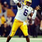 Davey had gotten knocked out of LSU's win against Tennessee in the SEC title game, but he returned with a vengeance against Illinois in the Sugar Bowl, eviscerating the Illini for 444 passing yards and three touchdowns as the Tigers rolled to a 47-34 victory.