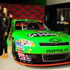 Ending months of speculation, Danica Patrick announced on Thursday Aug. 25 that she would join NASCAR full time in 2012. She will run a full Nationwide schedule with JR Motosports, for whom she has already driven 20 Nationwide races, and a part-time Sprint Cup schedule with Stewart-Haas Racing.