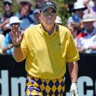 After finding the tobacco and alcohol diet simply does not work, the former PGA heavyweight opted for a surgical procedure, dramatically lowered his avoirdupois, and strutted his stuff at the Australian Open in Sydney.