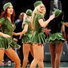 Milwaukee Bucks Energee! Dancers