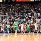 After signing a 10-day deal, the Utah guard launched a three-point buzzer-beating dart that broke hearts in Cleveland and gave the Jazz a 97-96 win over the Cavaliers at Energy Solutions Arena in Salt Lake City on January 14.