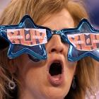 It seems special 3-D glasses were required to fully appreciate coach Rex Ryan's girth as his Jets gamely fell to the Colts in the AFC Championship Game.