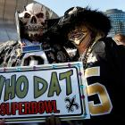 """With the Saints on the way to their first Super Bowl, New Orleans enthusiastically introduced its """"Let's All Speak Better English"""" initiative."""
