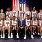 """The 1992 U.S. men's basketball team, affectionately called """"The Dream Team,"""" is considered by many to be the greatest collection of talent in the history of sport. Led by Charles Barkley, who averaged a team-high 18.0 points per game, the Americans steamrolled the international competition, winning, on average, by almost 44 points a game.  To remember that historic squad, SI.com dug through the photo archives. Here's the best of what we found."""