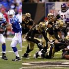 "These NFL playoffs have proved yet again that turnovers are earned, not given. Creating turnovers may be a gift, but it's not the kind of gift that arrives through happenstance or on birthdays. The Saints have that gift. That knack. Week after week, Saints opponents lamented their ""bad luck."" But it wasn't bad luck and it wasn't bad luck when the Vikings uncharacteristically spit-up the football six times and tossed a pair of interceptions. This is what the Saints do. Addai MUST hold onto the ball. Or else."