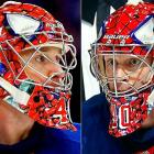 NHL Goalie Masks by Team (2009-10)