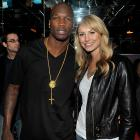 The former Nitro Girl and Ravens cheerleader (Keibler, not Ochocinco) made the scene at the Battlefield Celebrity Bracket Challenge presented by EA in toney Hollywood on Feb. 18.