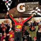 Jamie McMurray only led for two laps of Sunday's Daytona 500 -- Nos. 207 and 208.