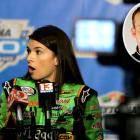 """Maybe ESPN could cover Danica on ESPN2 and the other 50 plus cars on ESPN Classic or something."""