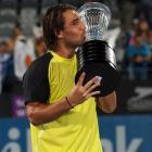 def. Richard Gasquet, 6-4, 7-6(2) ATP World Tour 250, Hard, $372,500 Sydney, Australia