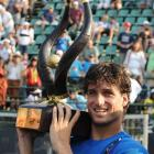 def. Stephane Robert, 7-5, 6-1 ATP World Tour 250, Hard, $442,500 Johannesburg, South Africa