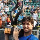 def. Stephane Robert, 7-5, 6-1 ATP World Tour 250, Hard, $442,500 Johannesburg, South Africa