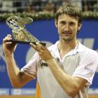 def. Lukasz Kubot, 6-1, 6-0 ATP World Tour 250, Clay, $442,500 Costa do Sauipe, Brazil