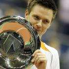 def. Mikhail Youzhny, 6-4, 2-0 (ret.) ATP World Tour 500, Hard (Indoor), €1,150,000 Rotterdam, Netherlands