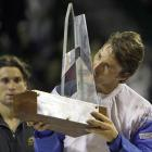def. David Ferrer, 5-7, 6-4, 6-3 ATP World Tour 250, Clay, $475,300 Buenos Aires, Argentina