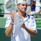 def. Tomas Berdych, 7-5, 6-4 ATP World Tour Masters 1000, Hard, $3,645,000 Key Biscayne, Fla.