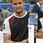 def. Marin Cilic, 6-3, 4-6, 6-4 ATP World Tour 250, Clay, €398,250 Munich, Germany