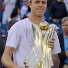 def. John Isner, 3-6, 7-6(4), 6-4 ATP World Tour 250, Clay, €373,200 Belgrade, Serbia