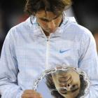 def. Roger Federer, 6-4, 7-6(5) ATP World Tour Masters 1000, Clay, €2,835,500 Madrid, Spain