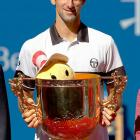 def. David Ferrer, 6-2, 6-4 ATP World Tour 500, Hard, $2,100,000 Beijing, China