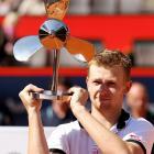 def. Jurgen Melzer, 6-3, 7-5 ATP World Tour 500, Hard, €1,000,000 Hamburg, Germany