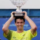 def. Pablo Andujar, 7-5, 6-1 ATP World Tour 250, Clay, $420,200 Bucharest, Romania