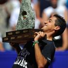 def. Richard Gasquet, 7-5, 6-1 ATP World Tour 250, Clay, €398,250 Gstaad, Switzerland