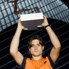 def. Marcel Granollers, 7-5, 6-3 ATP World Tour 500, Hard (Indoor), €1,357,000 Valencia, Spain