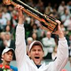 def. Andreas Haider-Maurer, 6-7(10), 7-6(4), 6-4 ATP World Tour 250, Hard (Indoor), €575,250 Vienna, Austria