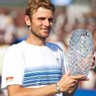 def. John Isner, 4-6, 6-4, 7-6(4) ATP World Tour 250, Hard, $531,000 Atlanta, Ga.