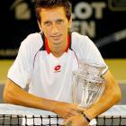 def. Denis Istomin, 3-6, 6-3, 6-4 ATP World Tour 250, Hard, $663,750 New Haven, Conn.